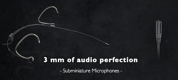 Subminiature Microphones