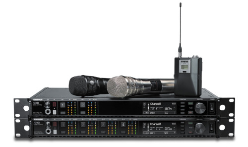 Shure AXT DIGITAL-AD Series